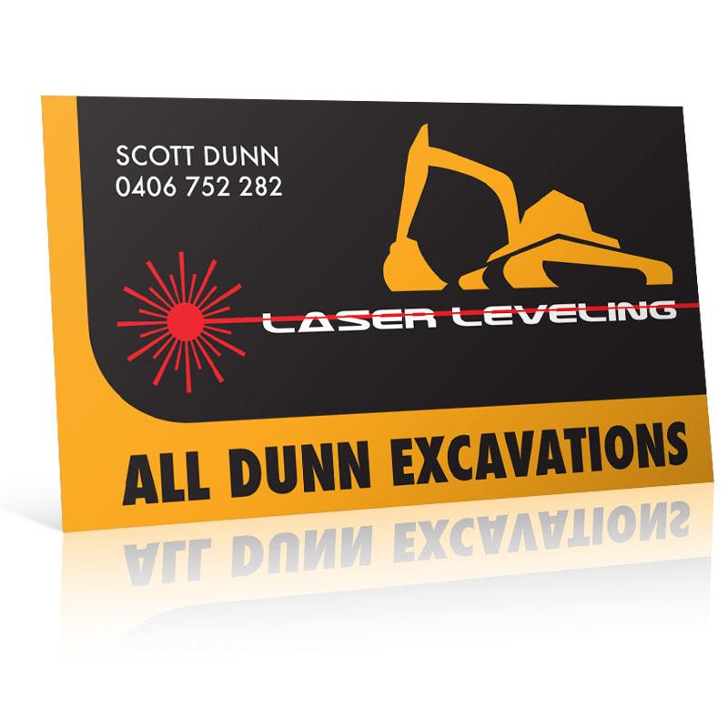 Dunn Business Card