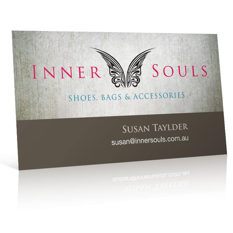 Inner Souls Business Card
