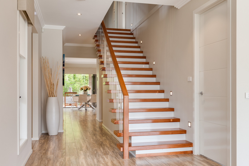 Wincrest Homes Stairway