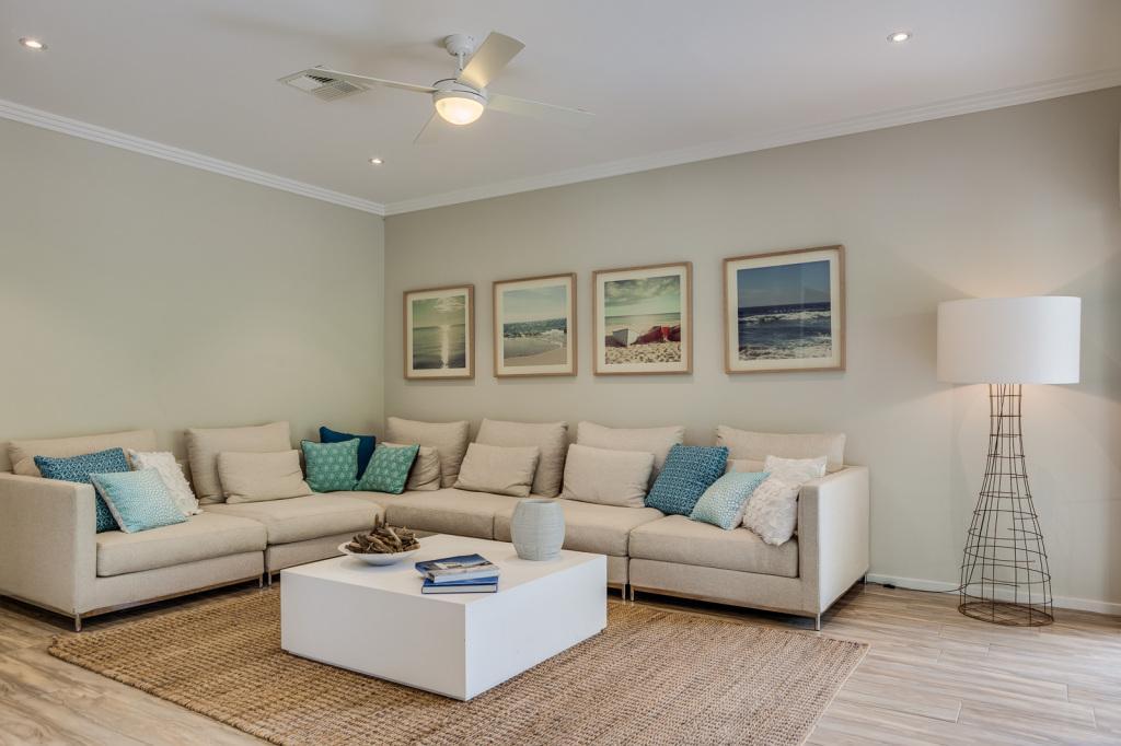 Wincrest Homes Formal Living Room