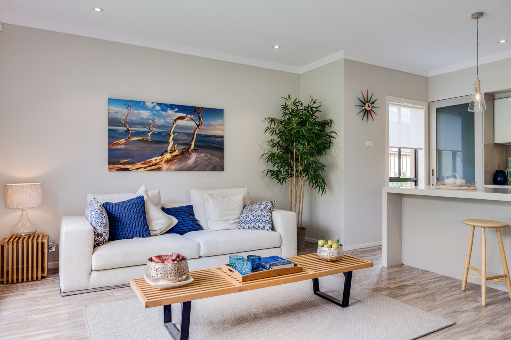 Wincrest Homes Living Room