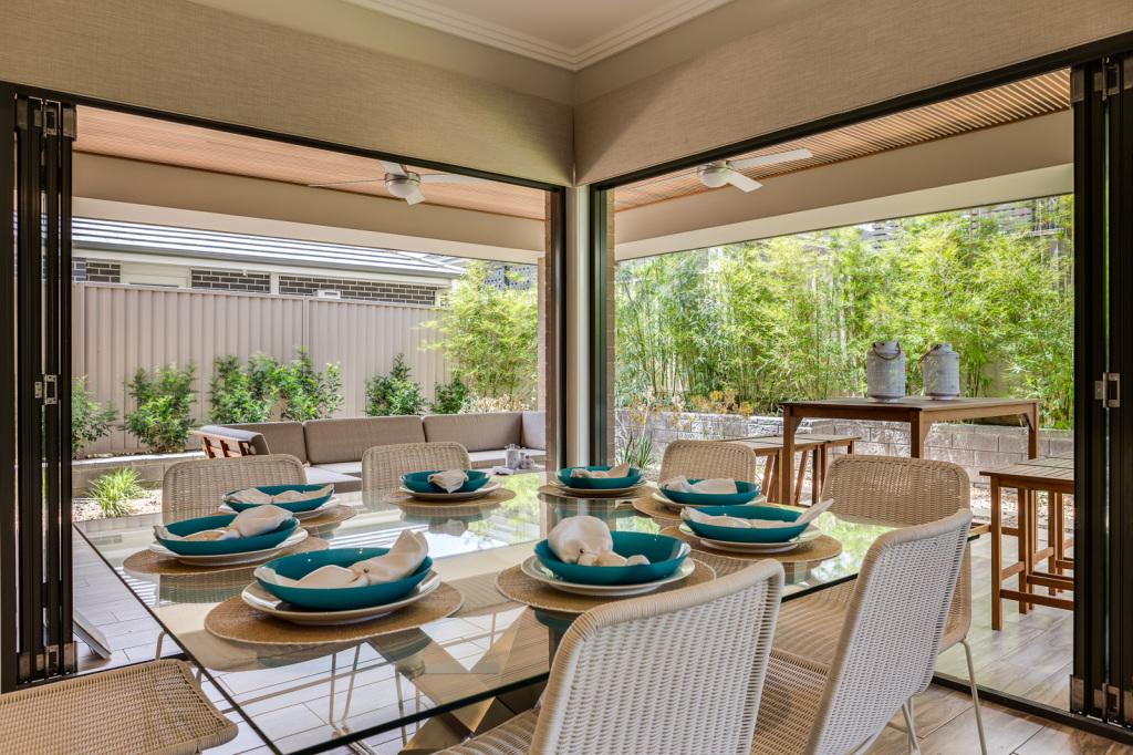 Wincrest Homes Outdoor Area