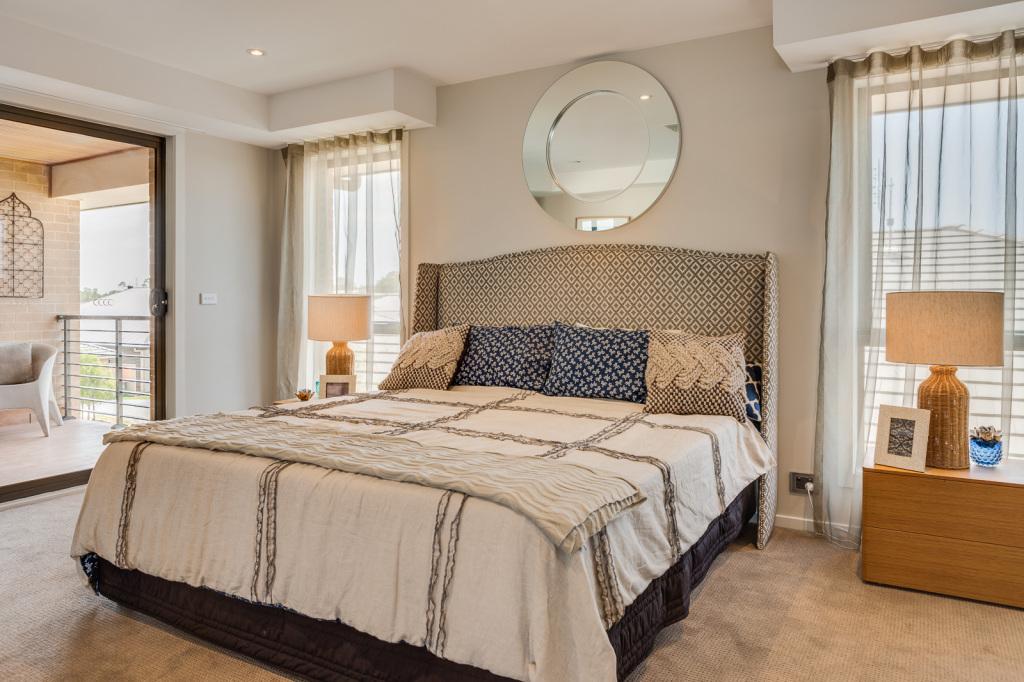 Wincrest Homes Master Bedroom
